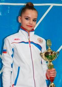 Аверина Арина Алексеевна - Российская Гимнастка - Биография