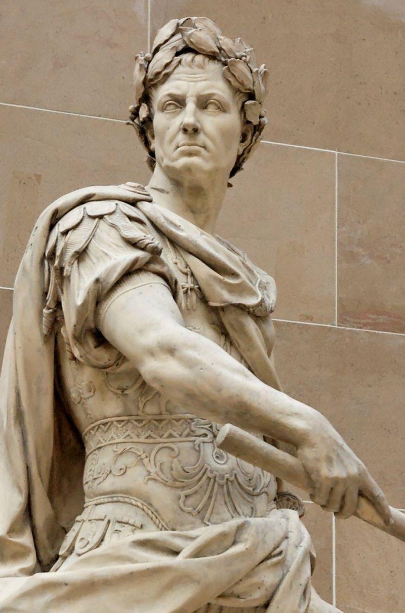 фото юлий цезарь