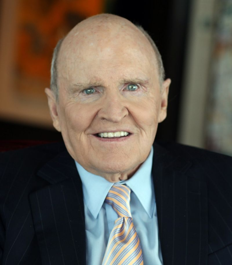 an analysis of managerial leadership by jack welch general electric